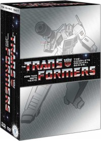 Shout! Factory 'Transformers - The Complete Original Series' Re-Release