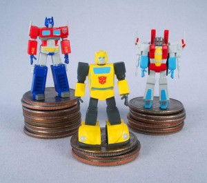 New World's Smallest Transformers 3-Pack Available on Amazon