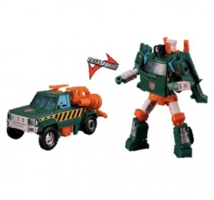 Transformers News: New Stock Images of Transformers Earthrise Grapple, Starscream and Hoist
