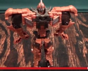 Transformers News: Age of Extinction 1-Step Drift and Grimlock Figure Reviews