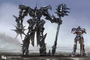 Transformers News: Transformers: Age of Extinction Concept Art from Wesley Burt