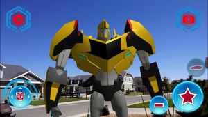 Transformers News: Transformers: AR Guide Mobile Game REVIEW