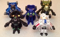 Transformers News: Transformers Bot Shots Wave 3 Video Review