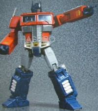 First Images of Takara Transformers Masterpiece MP-10 Optimus Prime