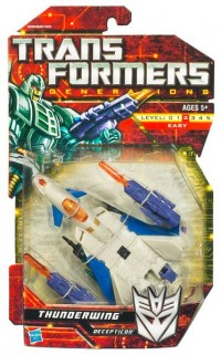 In-Package Images of Generations Thunderwing, Cliffjumper and Skullgrin