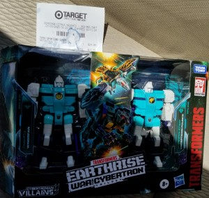 Transformers Earthrise Target Exclusive Decepticon Clones Two Pack Found At US Retail
