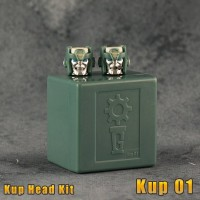 Final Pictures of Igear Toys Kup Replacement Head
