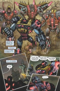Transformers News: Transformers: Fall of Cybertron Comic Artist Dheerja Verma Q&A