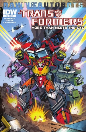 IDW Transformers: More Than Meets the Eye #29 Review