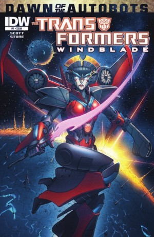 Transformers News: IDW Transformers: Windblade #1 Full Preview