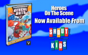 """Transformers: Rescue Bots """"Living in a Land of Tech"""" Video"""
