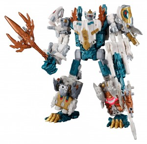 Transformers Selects God Neptune Fully Revealed along with Price, Release Date and New Manga