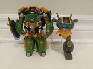 Transformers News: Why you Shouldn't Expect Much from the Maccadam Build A Figure