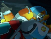 "Transformers: Rescue Bots ""The Griffen Rock Triangle"" Teaser Image"