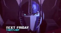 Transformers Prime Beast Hunters - Minus One Preview