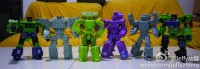 TFC Toys Hercules Team Group Image