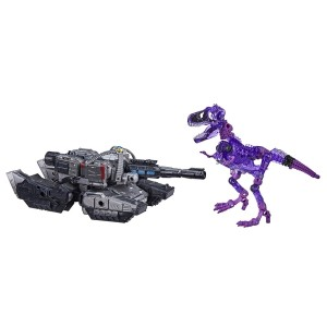 Contents of Netflix Transformers 3rd Wave Spoiler Pack has been Spoiled