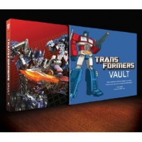 Transformers News: A Look Inside Transformers Vault: The Complete Transformers Universe