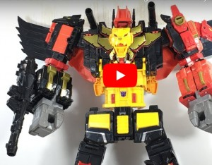 Transformers News: New English Language Review for Transformers Power of the Primes Predaking