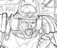 Transformers News: Original Andrew Wildman Transformers: Regeneration One Comic Art for Sale