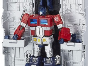 Year of the Rooster Optimus Prime Finally Distributed in the US