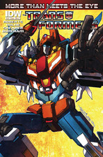 Transformers News: Sneak Peek: Transformers More Than Meets The Eye Ongoing #19
