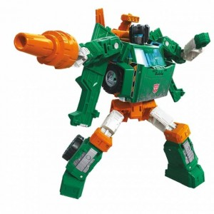 Transformers News: Transformers: Earthrise Deluxe Class Hoist Video Review