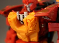 Full color pictures of Fansproject Protector armor