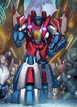 Transformers News: Andrew Griffith and Ken Christiansen to Attend Emerald City Comicon - Seattle, March 28-30