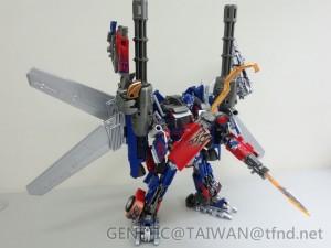 Transformers News: Takara Tomy Asia Premium Series Ultimate Optimus Prime APS-01U: In Hand