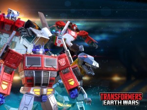 Transformers News: Transformers: Earth Wars Wallpaper Round-Up