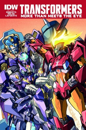 Transformers is All About Change - An Interview with Alex Milne