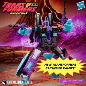 Entertainment Earth Transformers newsletter: G2 Ramjet, Grimlock Tiki mug and more