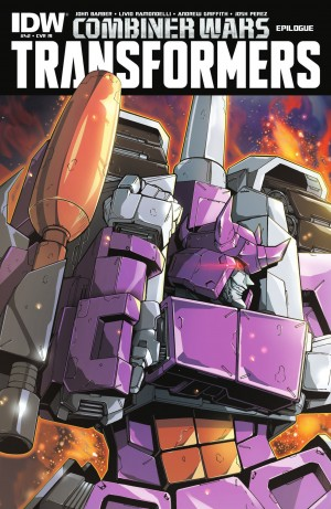 Transformers News: IDW The Transformers #42 Review