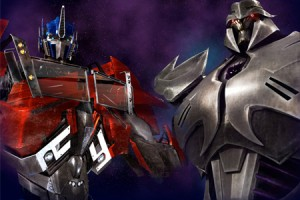 Transformer RED Prime Megatron and Optimus + More Coming in 2022