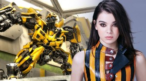 Transformers News: Even More Hailee Steinfeld on Bumblebee: The Movie