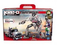 Hasbro Coupons for DOTM Deluxe, Kre-O and Rescue Bots Fire Station
