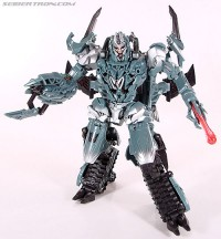 Transformers News: Revenge of The Fallen Voyager Class Megatron Gallery is Online