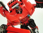 Transformers News: Images of Amazon JP Exclusive Takara ROTF Swerve