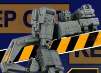 New Images of upcoming TFClub products: Devastator, Headmasters ,Targetoids, Primas!