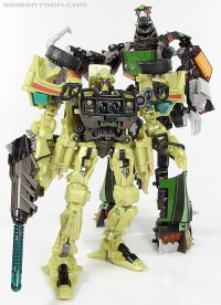 Transformers News: Galleries for ROTF Lockdown and Ratchet Online