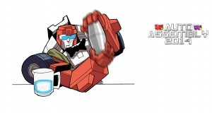 Transformers News: Auto Assembly 2014 - Europe's Largest Transformers Convention This Weekend (8-10 August)