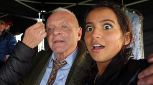 Behind the Scenes of Transformers: The Last Knight With Isabela Moner