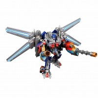 Transformers News: New Images of Amazon.com Exclusives Jetwing Optimus Prime and Transformers: Fall of Cybertron G2 Bruticus