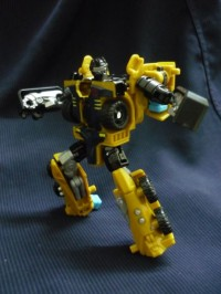 New Images of Power Core Combiners Huffer with Caliburst