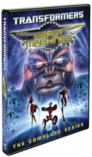 Transformers News: TRANSFORMERS: BEAST MACHINES - THE COMPLETE SERIES Coming in September 2014 from Shout! Factory