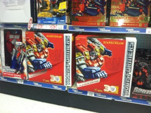 Transformers News: Year Of The Horse Starscream Released At US TRUs