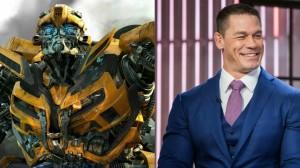 Transformers News: John Cena Talks about Transformers: Bumblebee, Says Film Will Reinvigorate the Movieverse