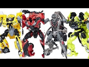 Transformers Studio Series Wave 1 Deluxes Found in the UK