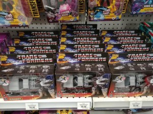 Tons of Transformers Gigawatts are Being Found at Canadian Toysrus Stores